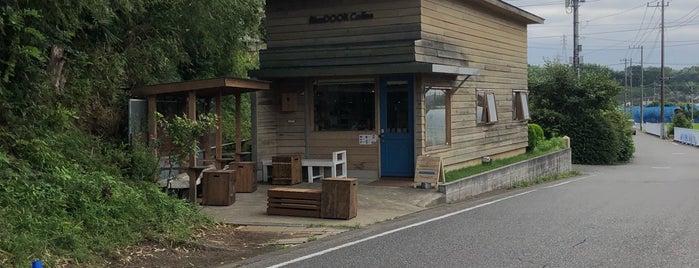 BLUE DOOR COFFEE is one of Posti che sono piaciuti a とり.