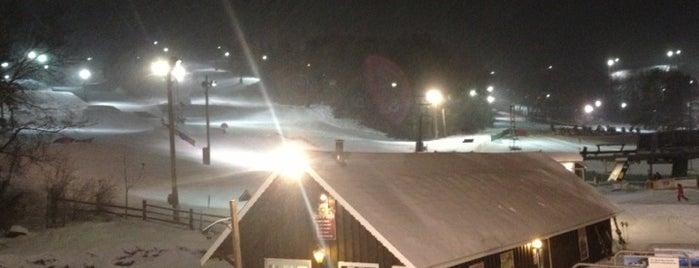 Tyrol Basin Family Ski & Snowboard Area is one of Madison Area Ski Areas.