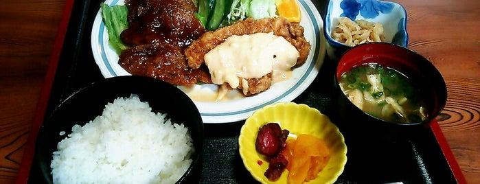 お食事処 田舎家 is one of Miyazaki.