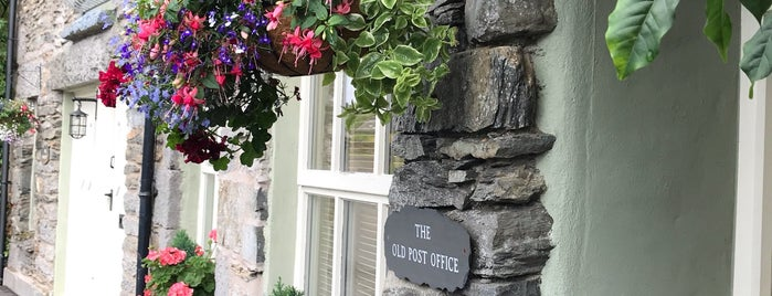 The Punch Bowl Inn is one of Lake District.