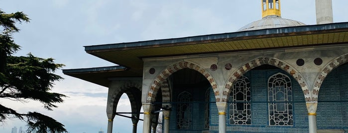 Bağdad Köşkü is one of Istanbul.
