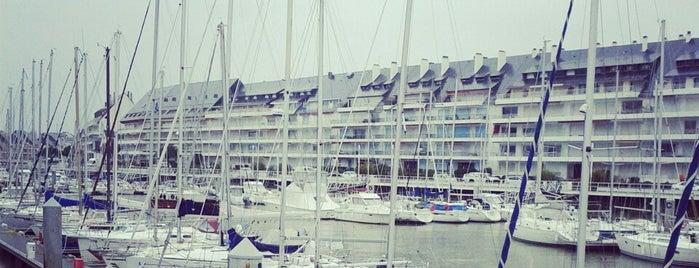 Port du Pouliguen is one of Posti che sono piaciuti a Guillaume.