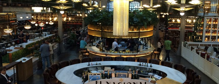 El Nacional is one of Bcn imprescindibles.