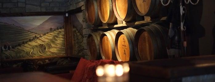 Kazimierz World Wine Bar is one of Where to Party: Bars + Nightclubs - Scottsdale.
