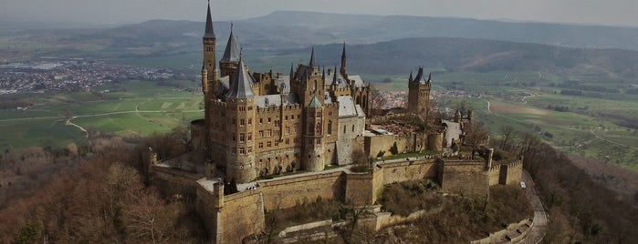 Burg Hohenzollern is one of 4sq365de (1/2).