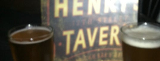 Henry's 12th Street Tavern is one of Portland.