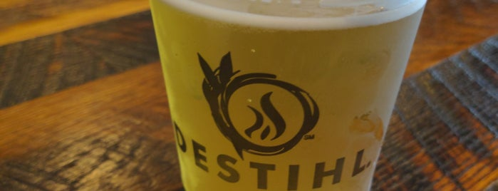 DESTIHL Brewery is one of Breweries I've visited.