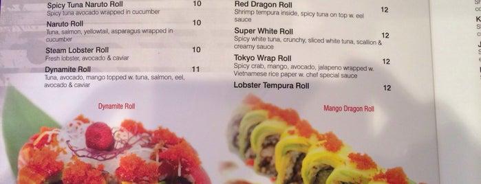 Otaki Japanese Fusion is one of LI Food Spots.