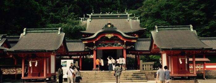 Kirishima Jingu Shrine is one of 鹿児島探検隊.