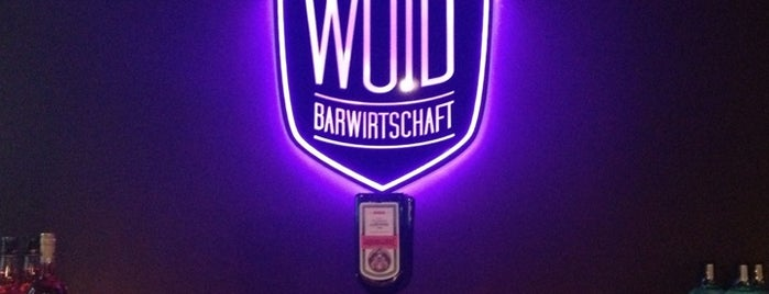 WUID Barwirtschaft is one of MUC × Eat × Drink.