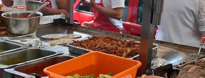 Tacos El Güero is one of Mexico City.