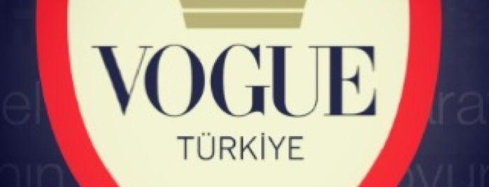 KREK is one of Turkey Vogue.