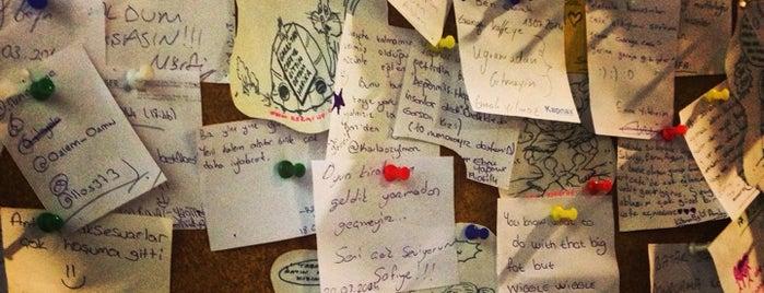 Garage Art Cafe is one of Yeni listem.