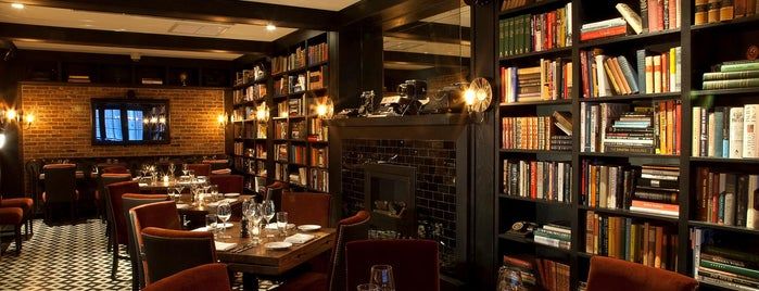 Writing Room is one of Pay with Cover at These Manhattan Restaurants.