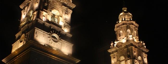 El Atrio - Antojitos Morelianos is one of Tempat yang Disukai Andre.