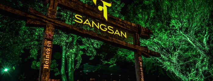 Sangsan Asian Lounge is one of Comer em Passo Fundo.