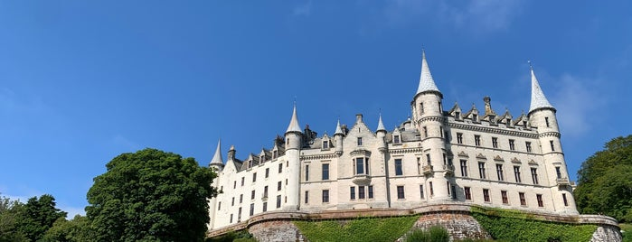 Dunrobin Castle is one of UK roadtrip 2016.