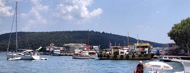 Barba Yani is one of İstanbul.