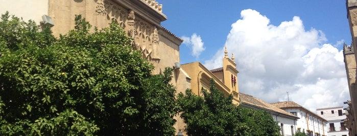 Palacio De Congresos Cordoba is one of Córdoba.