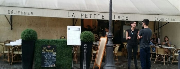 La Petite Place is one of Restaurants.