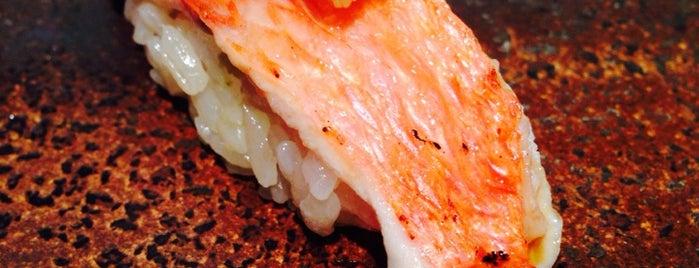 Sushi Sho is one of Tempat yang Disimpan Yvette.