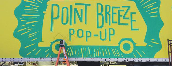 Point Breeze Pop Up is one of Chris'in Beğendiği Mekanlar.