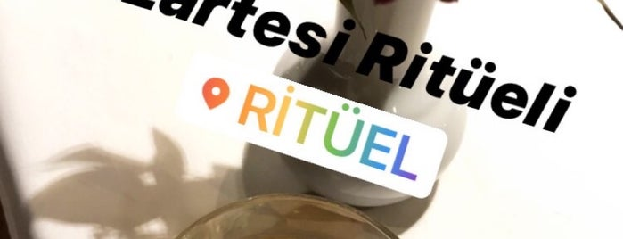 Ritüel is one of Erkan 님이 좋아한 장소.