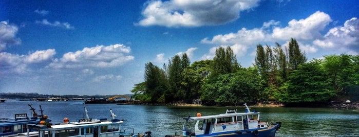 Pulau Ubin is one of #myhints4Singapore.