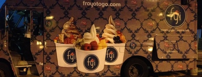 Froyotogo.com Food Truck is one of Ice cream.