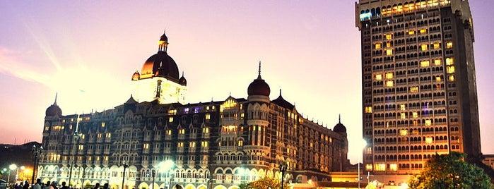 Taj Mahal Palace & Tower is one of Mumbai.
