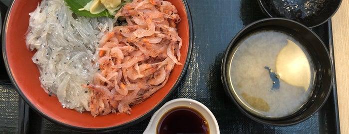海鮮丼がってん寿司 is one of Locais curtidos por doremi.