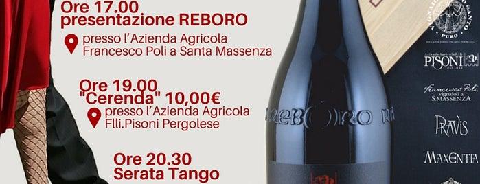 Vinoteca PISONI - Azienda Agricola BIOLOGICA is one of Vini e Cantine di Vino da visitare.
