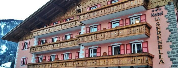 Hotel La Serenella is one of family hotel trentino.