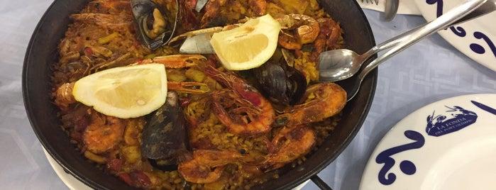Restaurante Salamanca is one of สถานที่ที่ Silvia ถูกใจ.