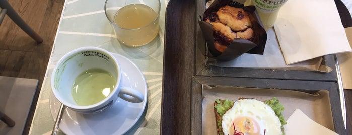 Macha Café is one of สถานที่ที่ Silvia ถูกใจ.