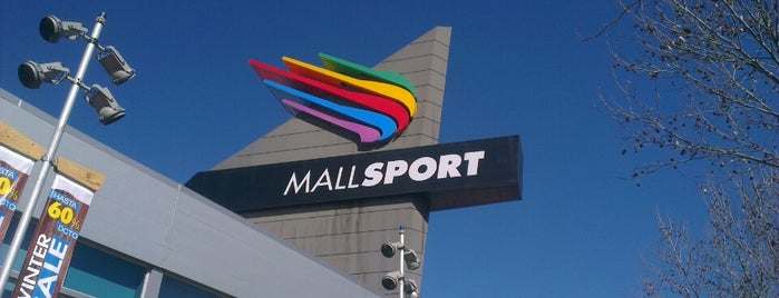 Mall Sport is one of Orte, die Sandra gefallen.
