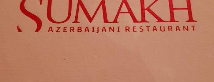 Sumakh is one of M : понравившиеся места.