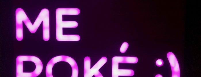 Poke Kafe is one of Bh.