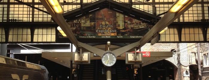 Центральный вокзал Копенгагена (ZGH) is one of SooFab : понравившиеся места.