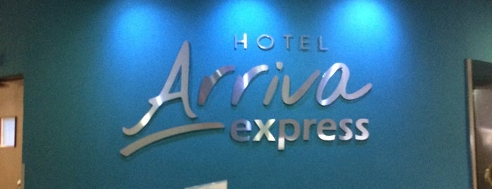 Hotel Arriva Express is one of Karen 🌻🐌🧡さんの保存済みスポット.