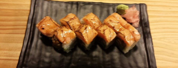 Wasabi & Roll is one of Madrid.