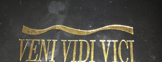 Veni Vidi Vici is one of Nolfo Georgia Foodie Spots.