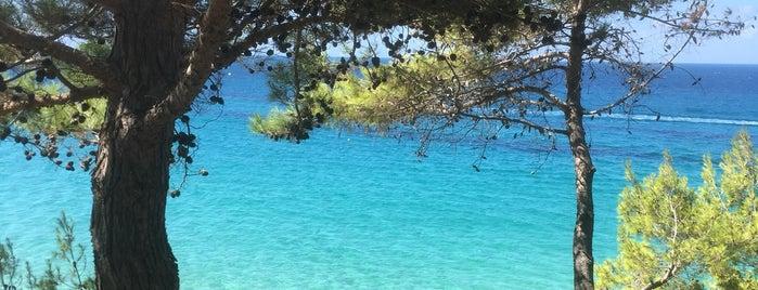 Πλατύς Γυαλός is one of Greek islands.