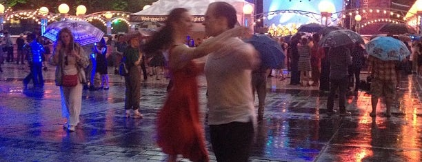 Midsummer Night Swing at Lincoln Center is one of Mark : понравившиеся места.