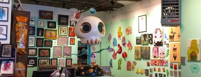 Cotton Candy Machine is one of Best of New York (Manhattan + Brooklyn).