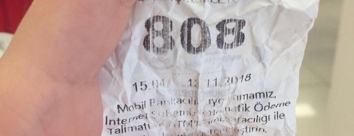 Ziraat Bankası Manavgat is one of Yılmaz : понравившиеся места.