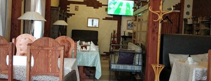 Мегобари хинкальный дом is one of Tatiana 님이 좋아한 장소.