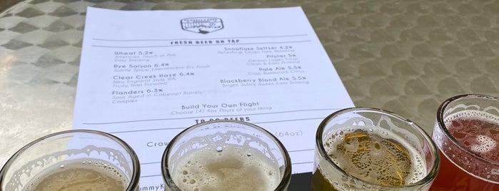 Guanella Pass Brewery is one of สถานที่ที่ Kyle ถูกใจ.