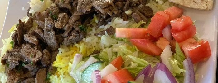 Falafel Inn - Mediterranean Grill is one of Melissa 님이 좋아한 장소.