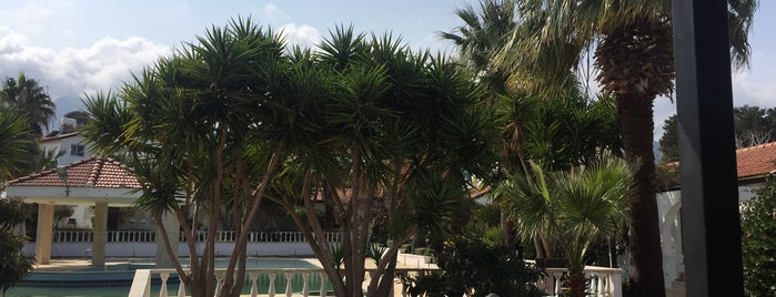 Club Ali Bey Holiday Village Kyrenia is one of Mert : понравившиеся места.